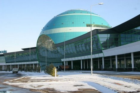 Астана, аэропорт