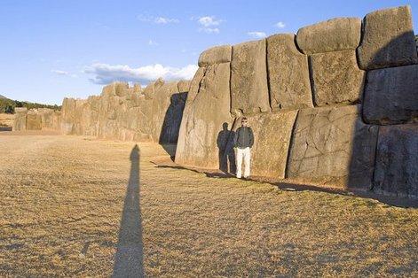 крепость Sacsayhuaman, Перу