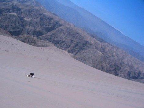Перу, сендбординг