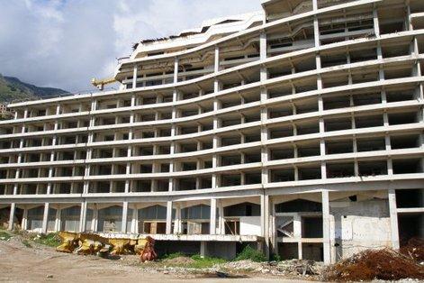 Гостиницы в Черногоии