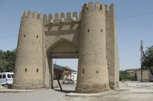 Бухара ворота