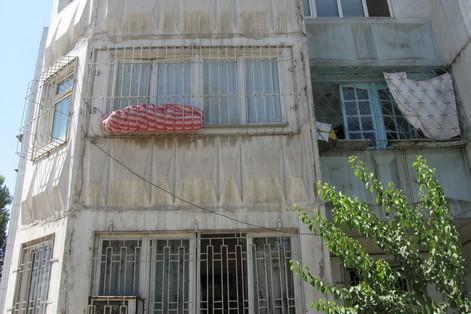 Ташкент, окна