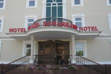 "Гранд отель ""Самарканд"" Узбекистан"