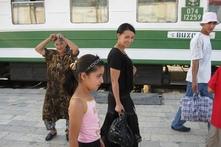 Ташкент вокзал