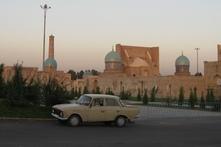 автомобили в Узбекистане