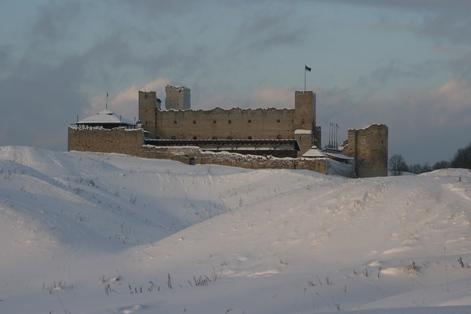 Замок в Раквере