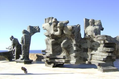 Северный Кипр мемориал