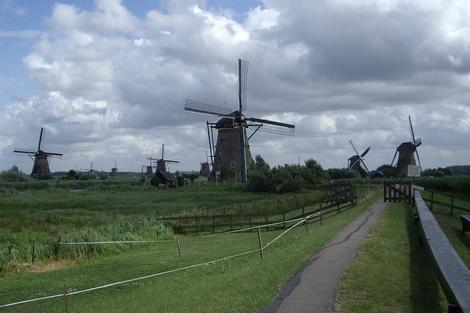Киндердейк, Голландия