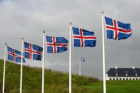 9 Reykjavik den nesavisimosti