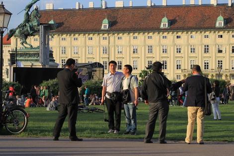 Wien music Hofburg 2