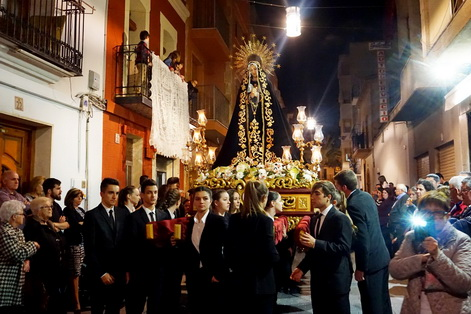 Spain Easter 17