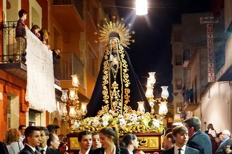 Spain Easter 8