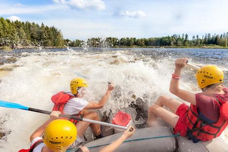 Kotka rafting 16