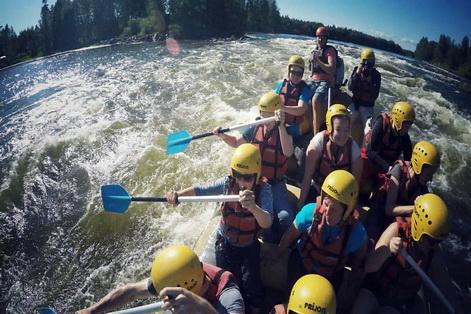 Kotka rafting 9