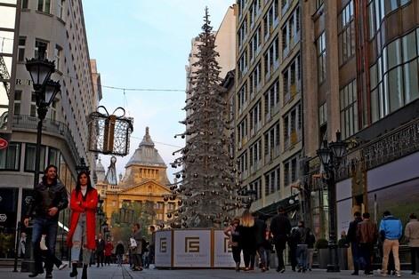 Budapest november 22