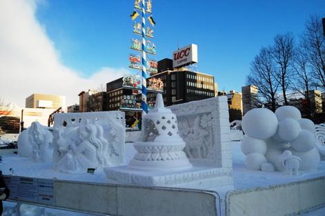 Sapporo snow 15
