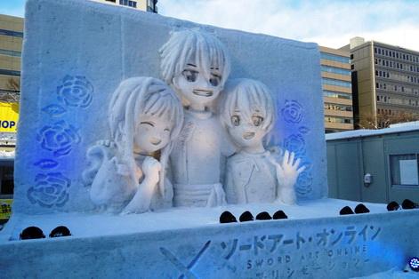 Sapporo snow 19