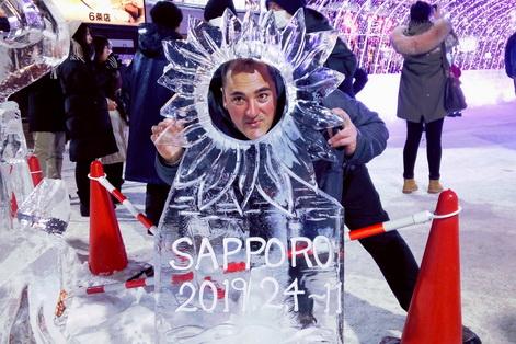 Sapporo snow 22
