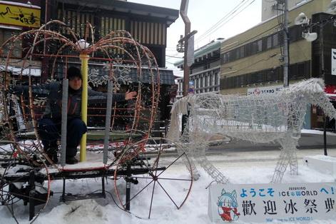 Sapporo snow 3